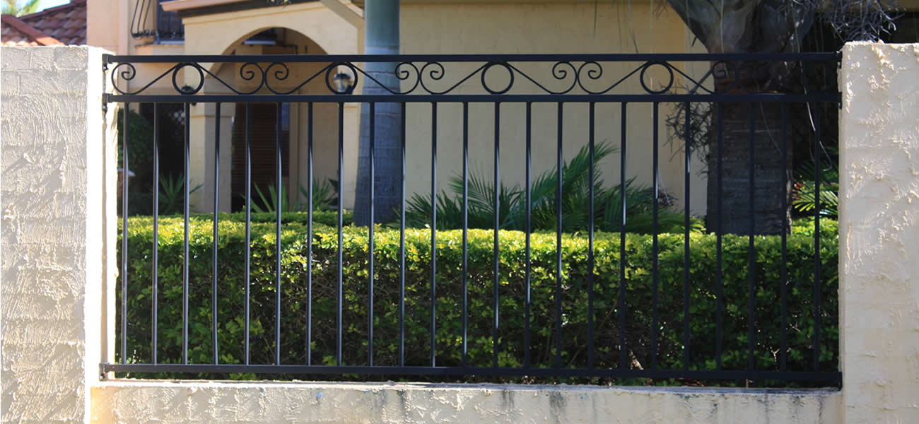 Double Top Rail Fencing